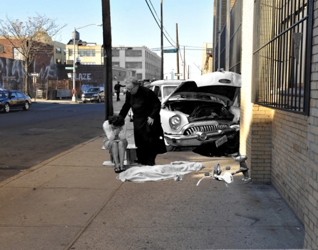 NY Street Overlay Crime Graphic